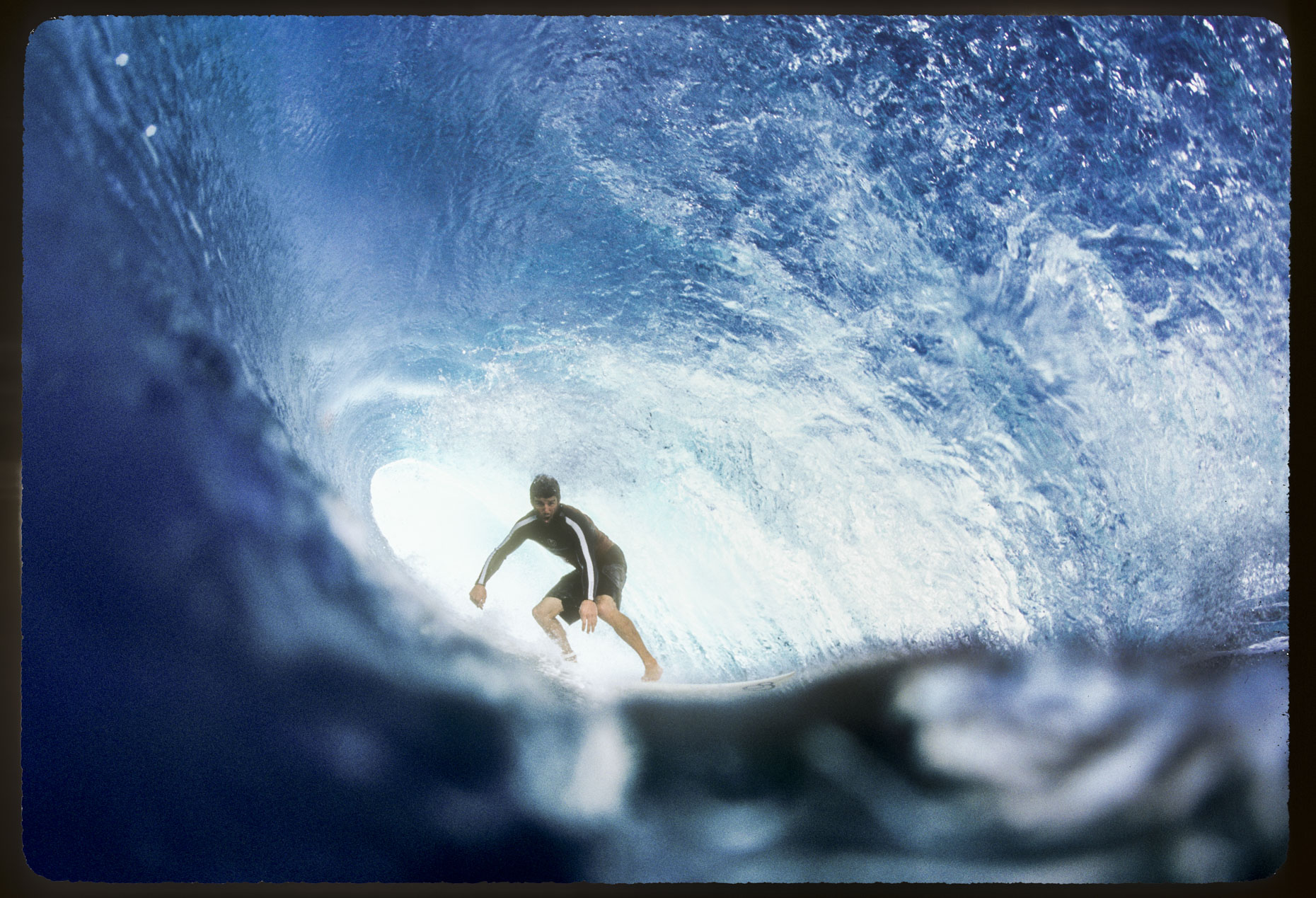 Unknown surfer - Backdoor