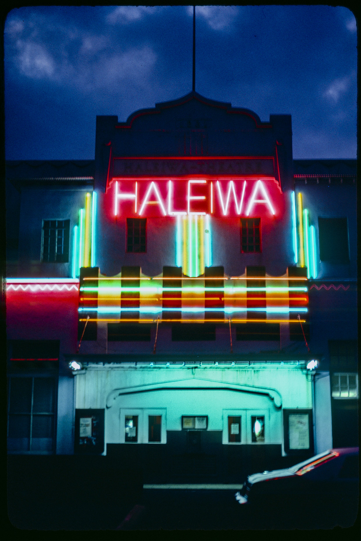 Haleiwa Movie Theatre