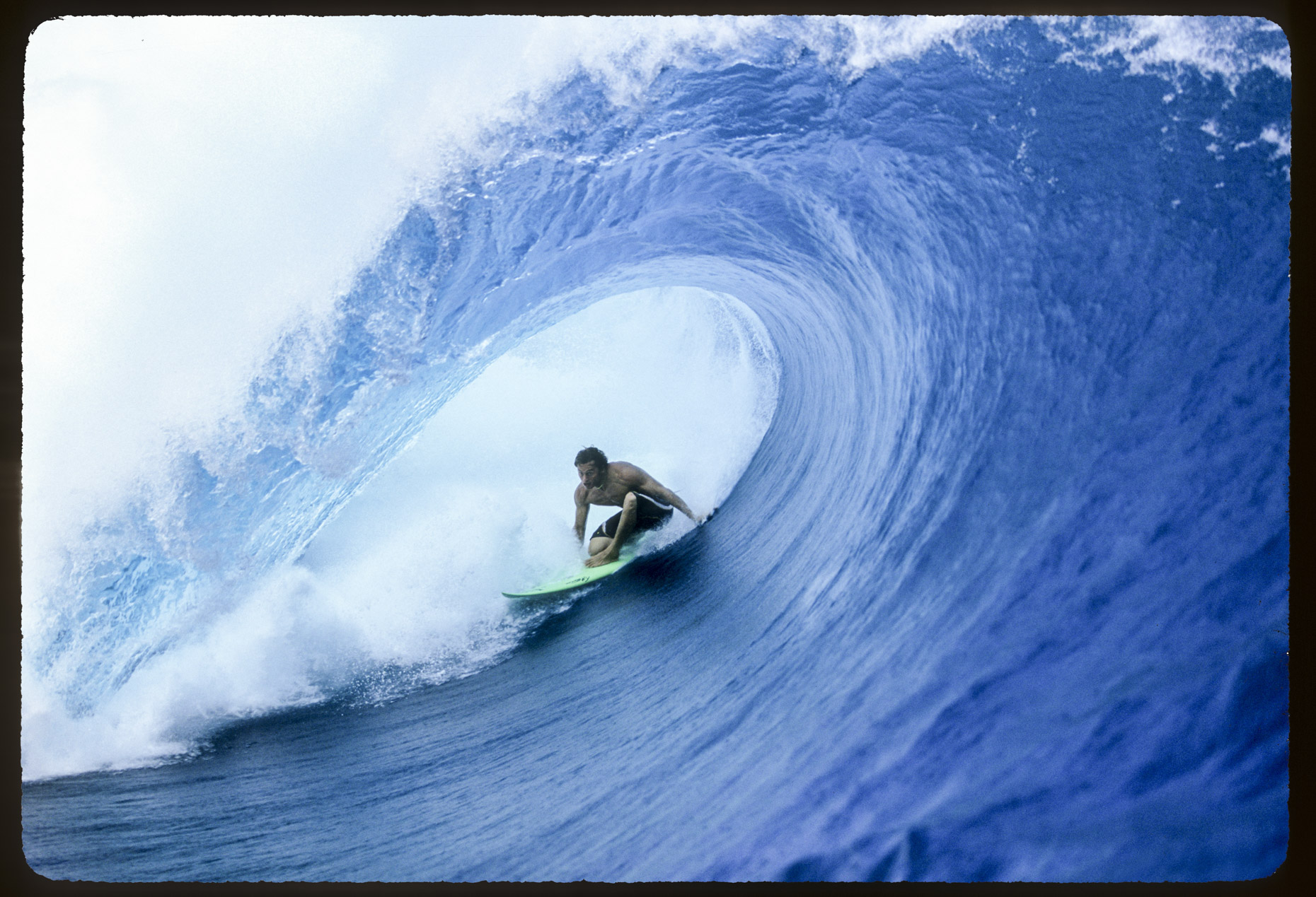 Chris Ward - Teahupoo