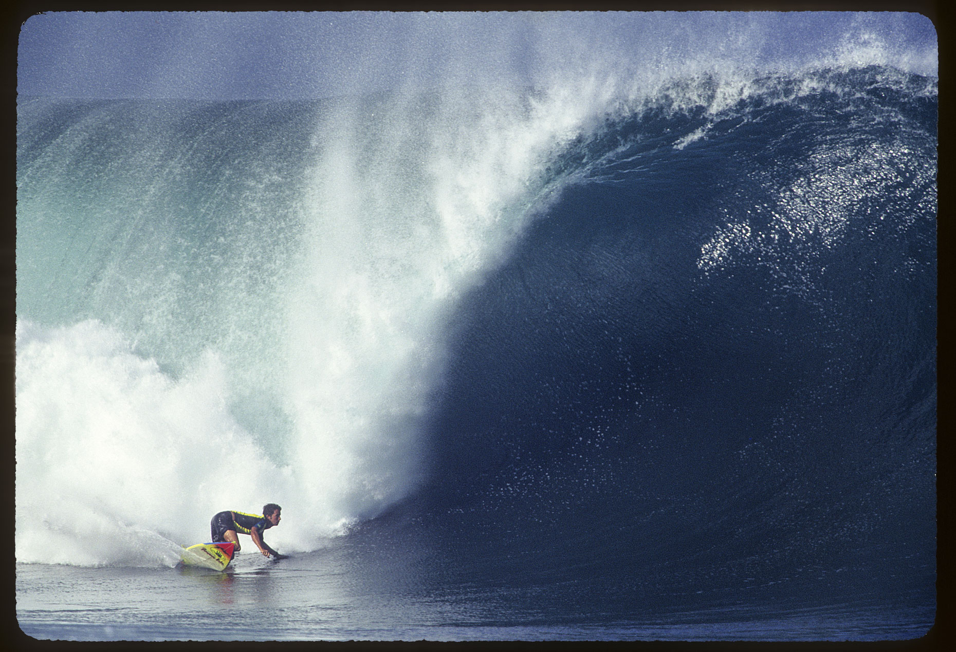 Ricky Irons -  Pipeline