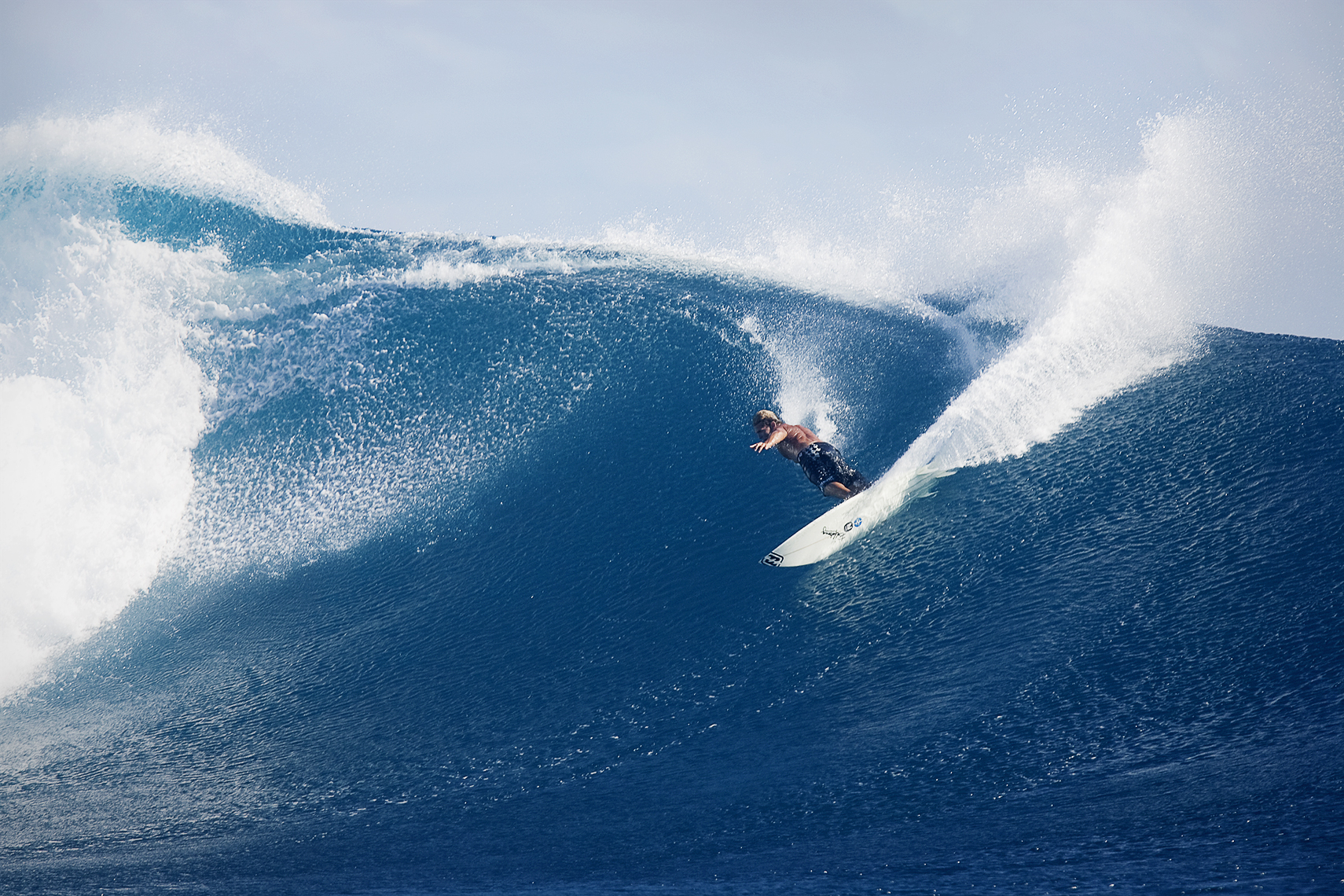 Andy Irons in Fiji