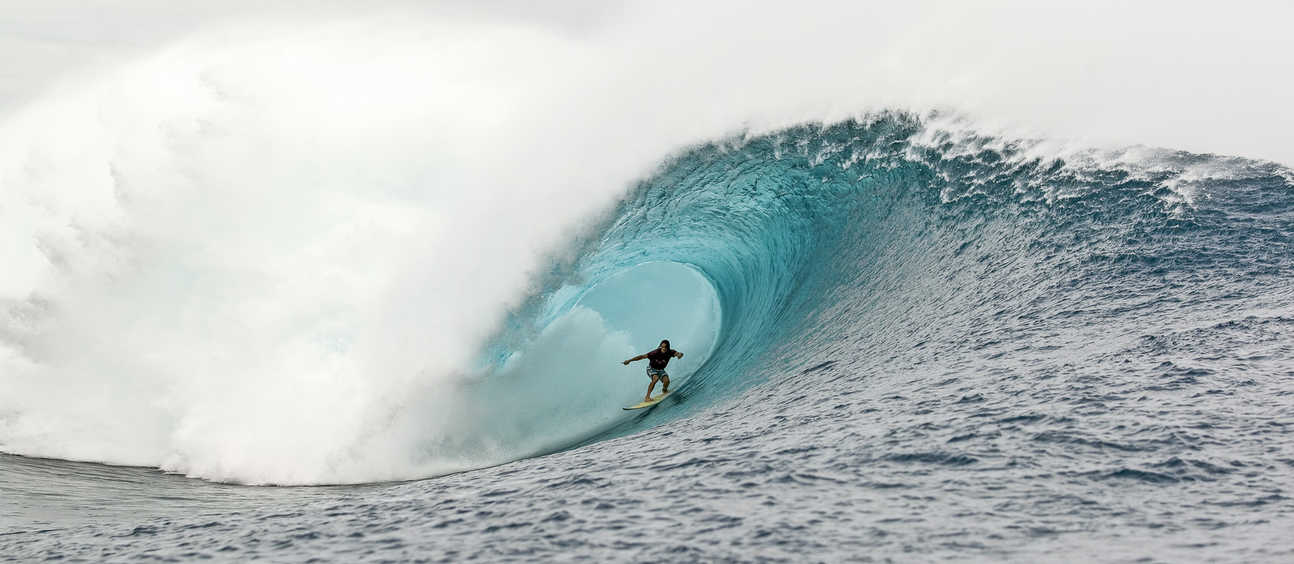Danny Fuller -  Cloudbreak, Fiji