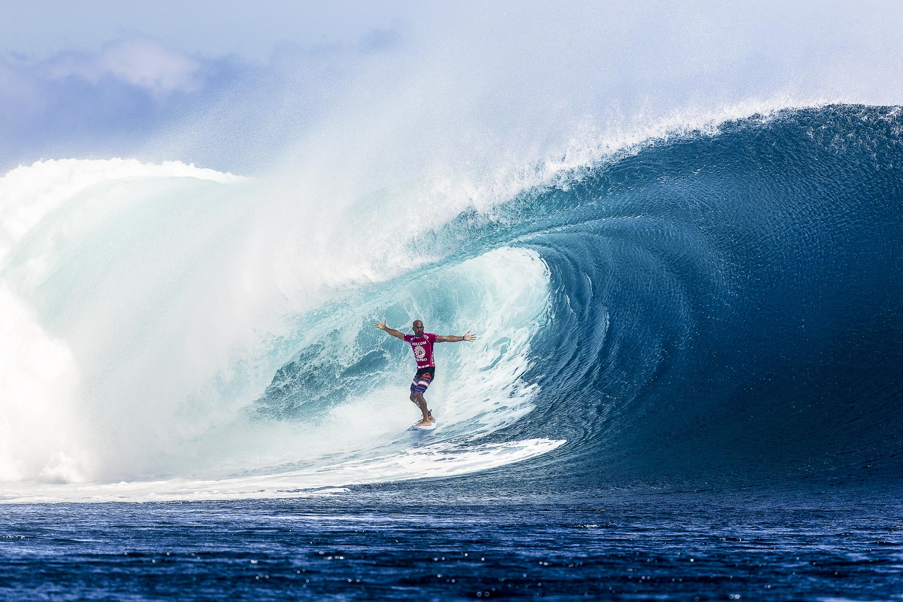 Kelly Slater - Cloudbreak