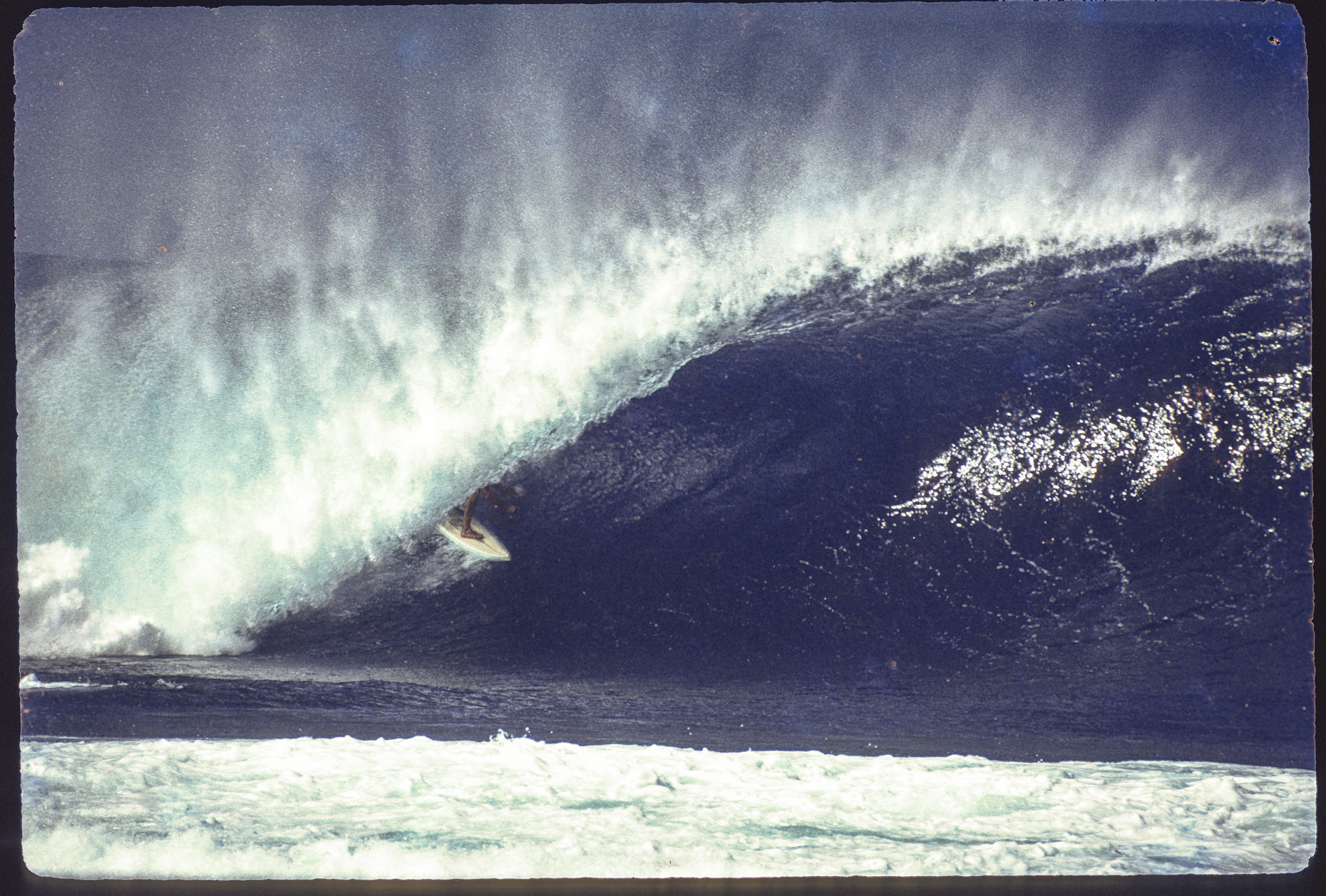 "Doug ""Roach"" Brown - Wave of the Winter -Pipeline"