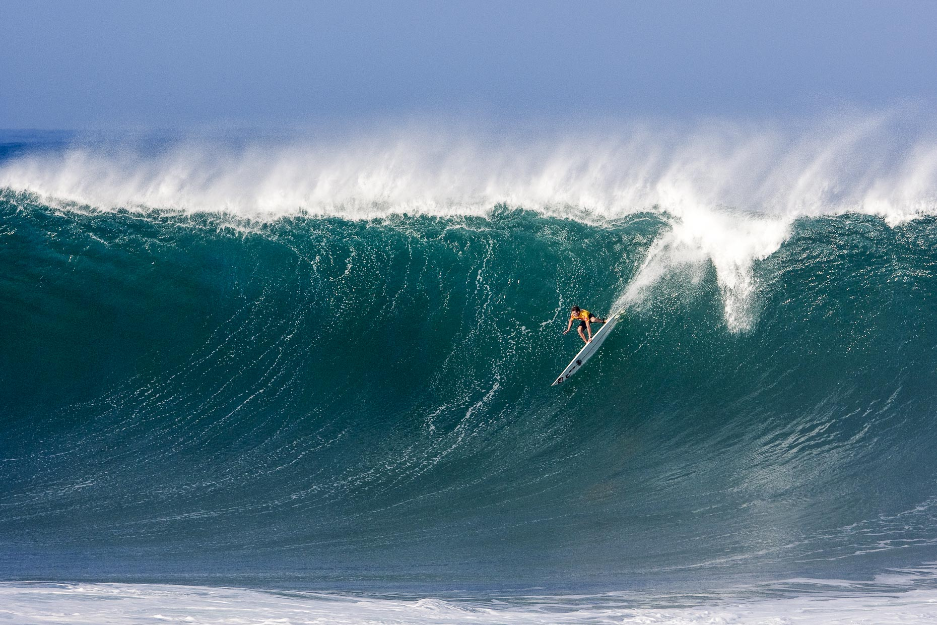 Mark Healey -  Waimea Bay