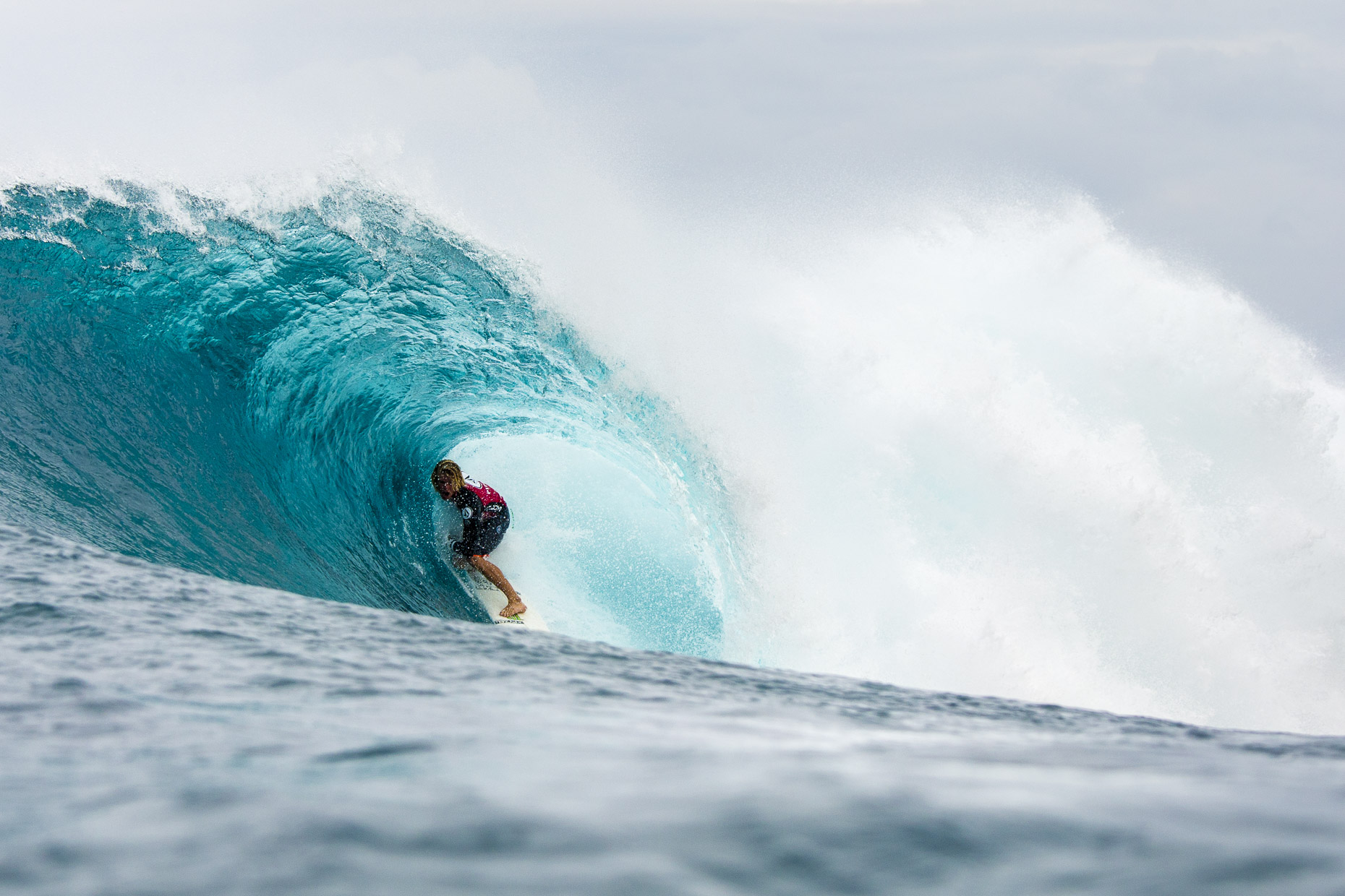 John John Florence - Backdoor Pipeline