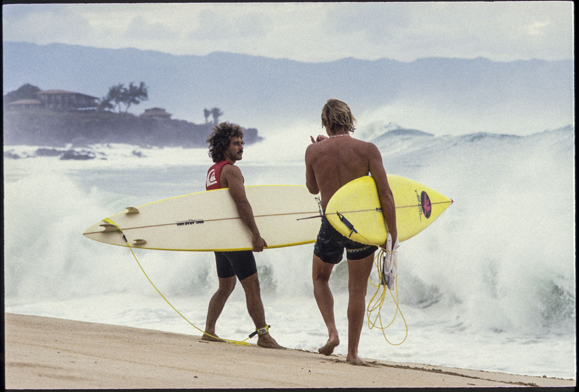 Early Eddie Contest - Waimea Bay