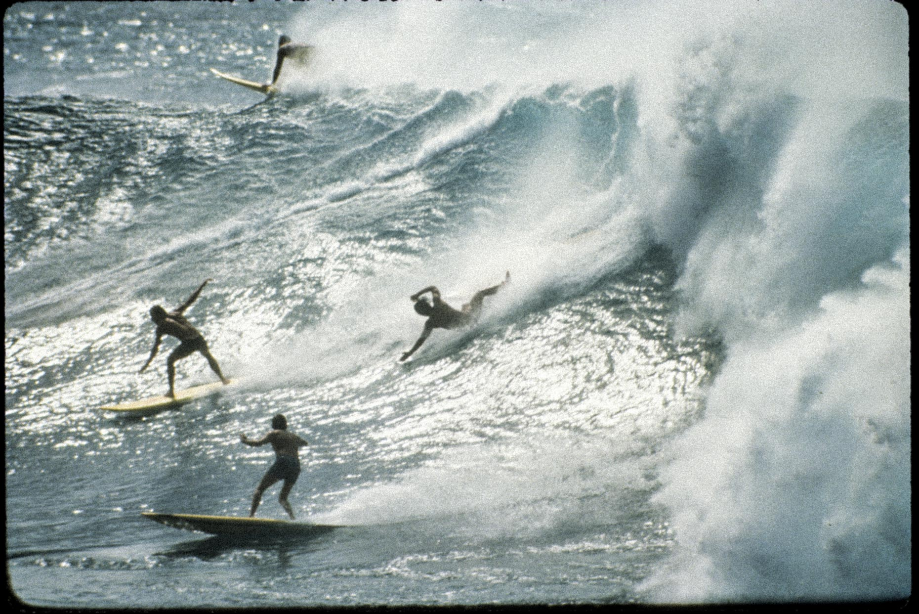 Waimea Bay - Late 70